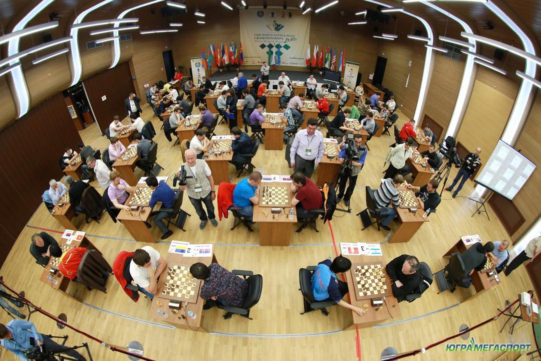 Югорская шахматная академия Ханты-Мансийска