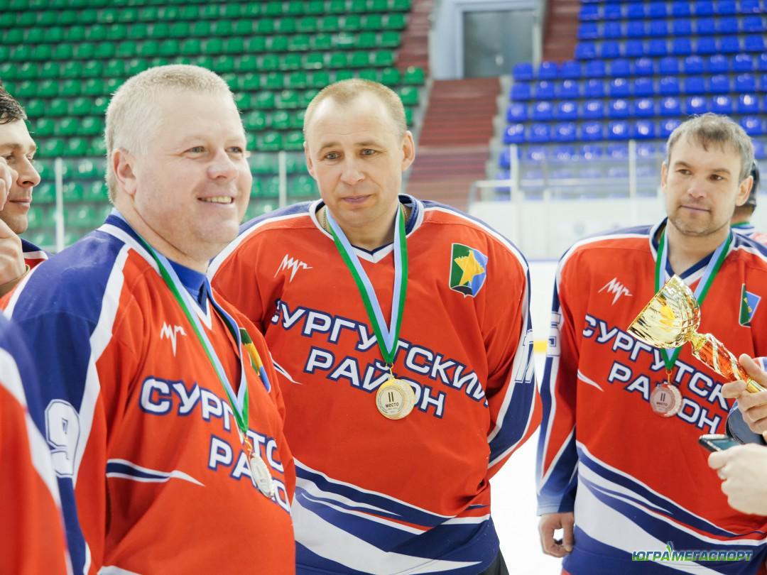 Сургутский район ветераны спорта