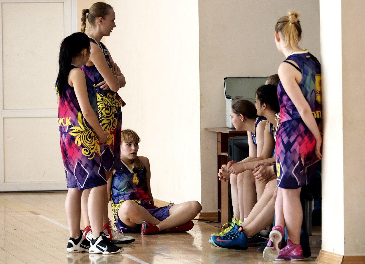 баскетболистки Югорска
