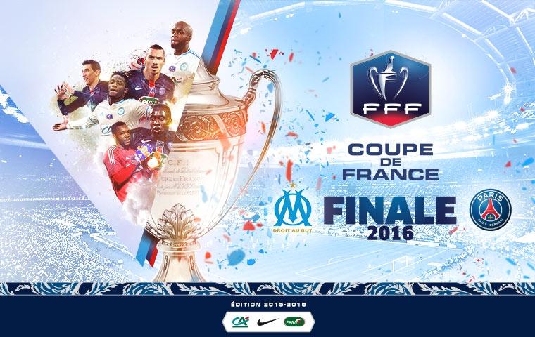 финал кубка Франции-2016: ПСЖ Марсель