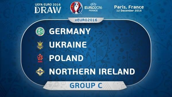 Группа с на Евро календарь матчей