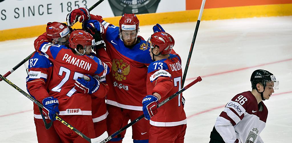 Гол Дадонова сборная России
