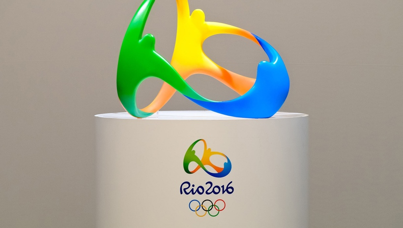 Логотип Олимпийских Игр-2016 в Рио