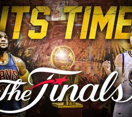 Афиша финала НБА 2016