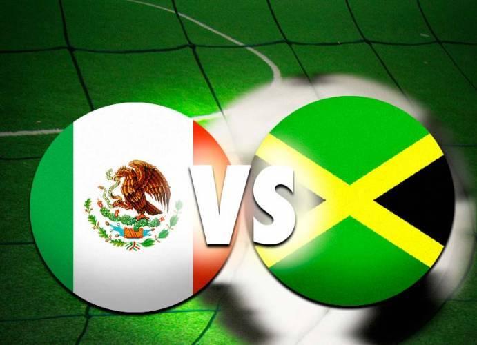 Мексика - Ямайка кубок Америки 2016