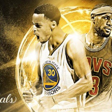 Голден Стэйт Уорриорз - Кливленд Кавальерс финал чемпионата НБА 2016