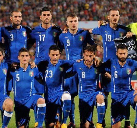 Сборная Италии на ЕВРО-2016