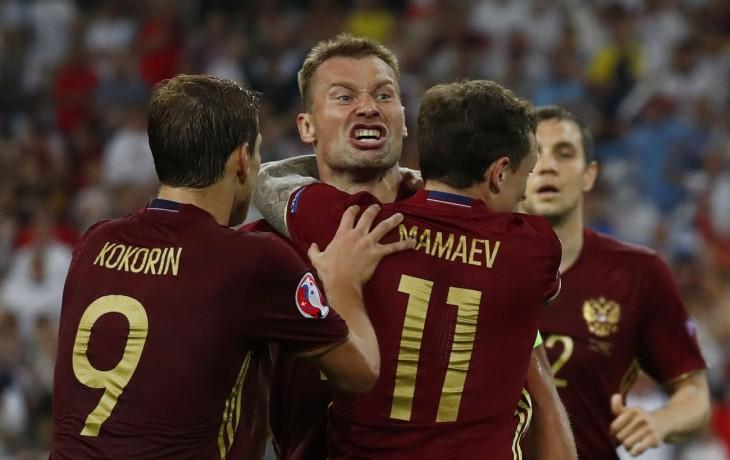 Россия - Англия 2016