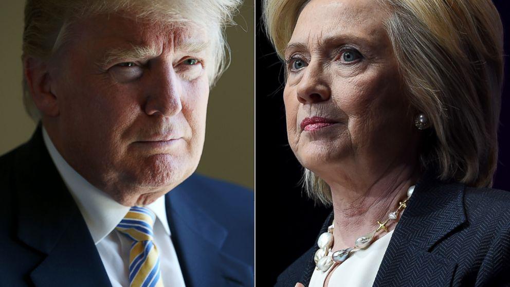 Дональд Трамп или Хиллари Клинтон станет следующим президентом США?
