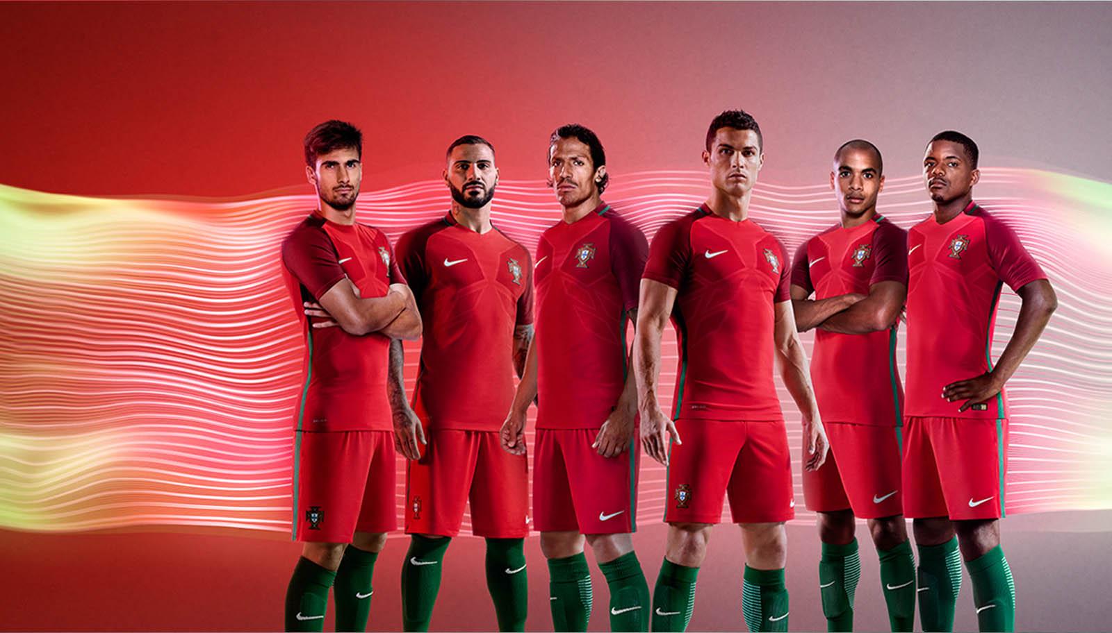 Сборная Португалии на ЕВРО-2016