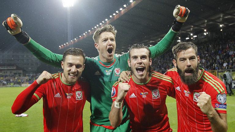 Сборная Уэльса на евро 2016