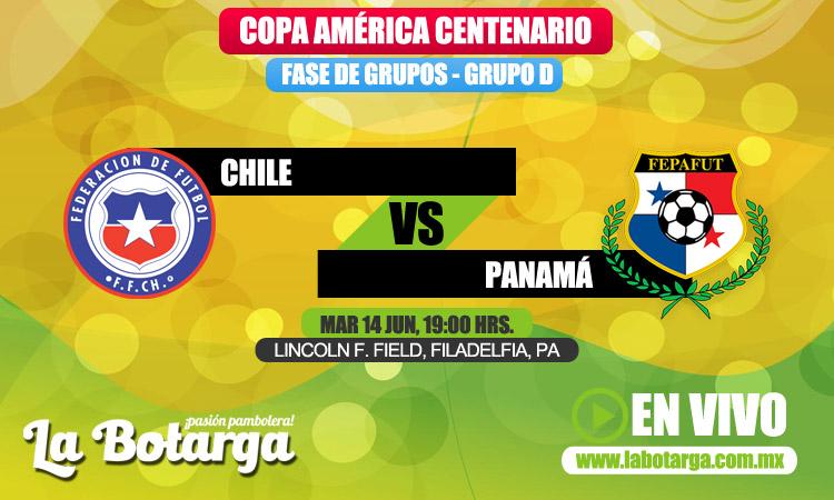 Чили - Панама Кубок Америки 2016
