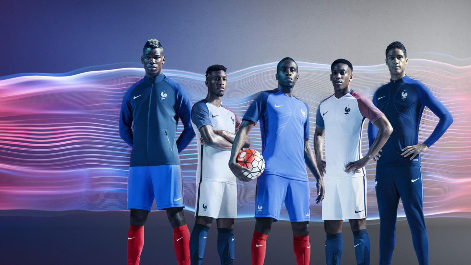 сборная Франции на ЕВРО-2016