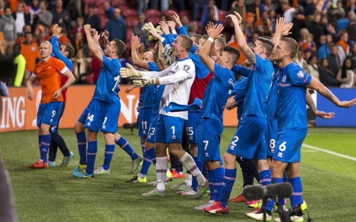 Сборная Исландии на ЕВРО-2016