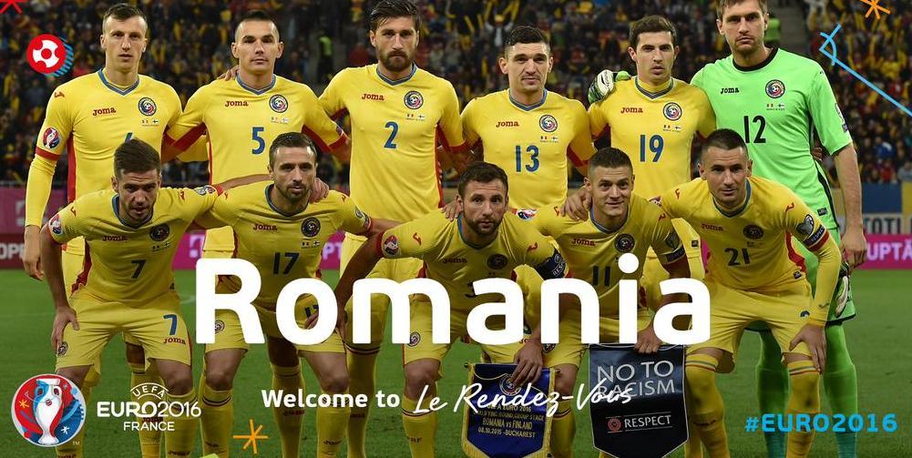 Сборная Румынии на ЕВРО 2016
