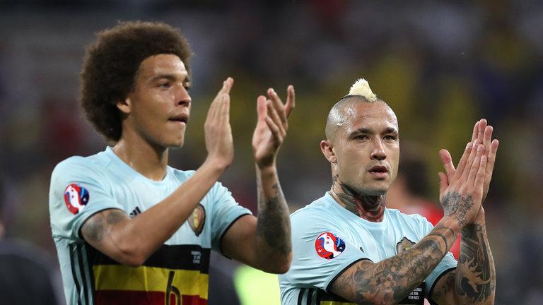 Бельгия - Венгрия 26 июня 2016 года чемпионат Европы
