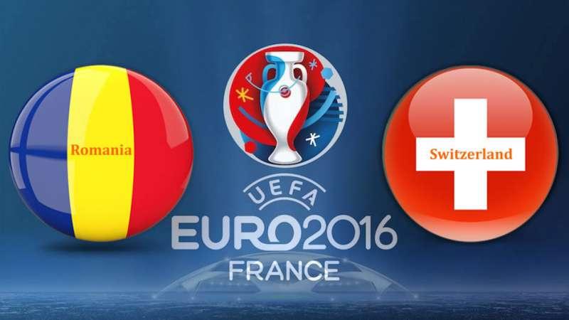 Сборная Румынии - сборная Албании