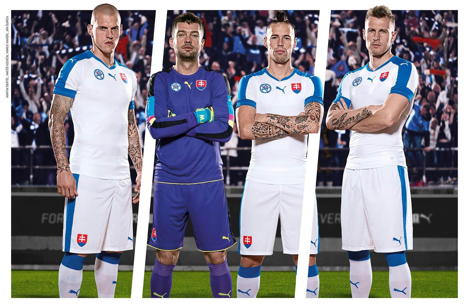 Сборная Словакии на Евро 2016