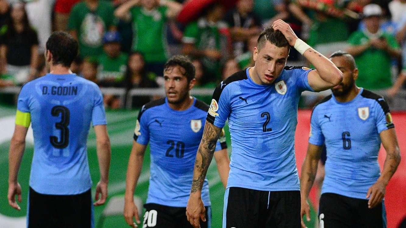 сборная Уругвая на Кубке Америки 2016