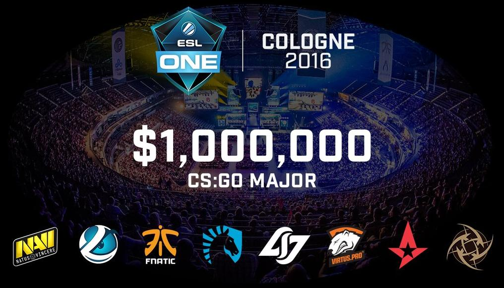 ESL One Cologne 2016 прогнозы