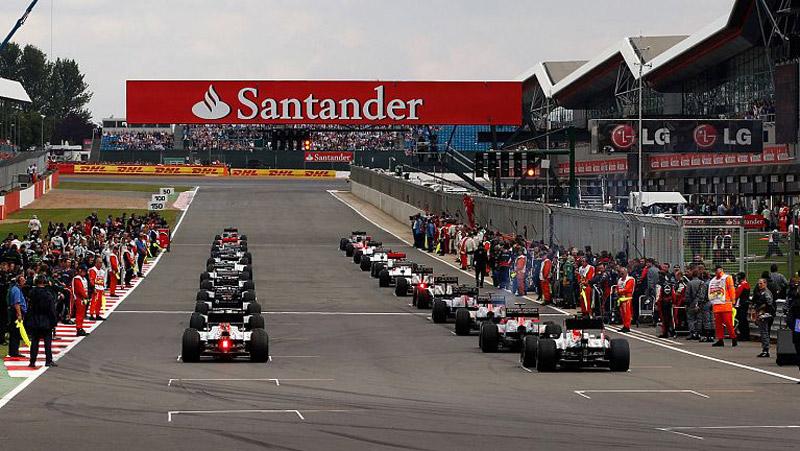 Расписание Гран-при Великобритании 2016: 8 июля свободная практика, 9 июля пройдет квалификация, 10 июля состоится гонка.