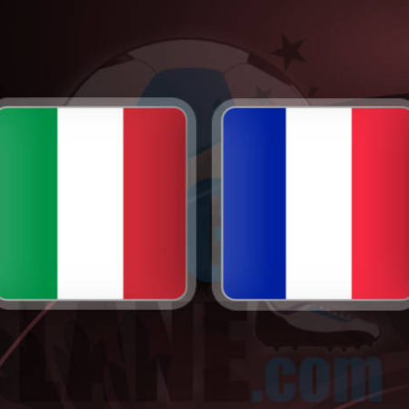 Италия - Франция 1 сентября 2016