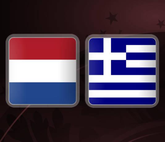 Голландия - Греция 1 сентября 2016