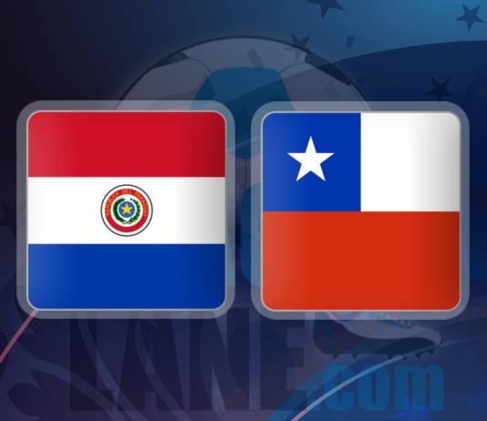Парагвай - Чили 2 сентября 2016