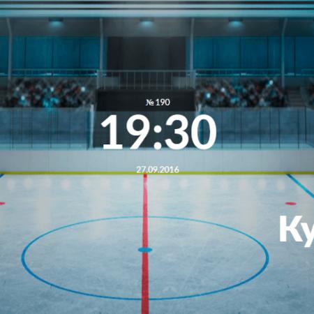 ЦСКА - Куньлунь Ред Стар 27 сентября 2016 года