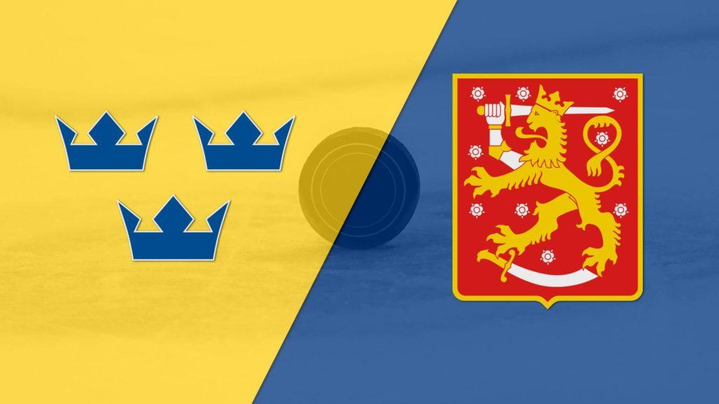 Швеция - Финляндия 20 сентября 2016