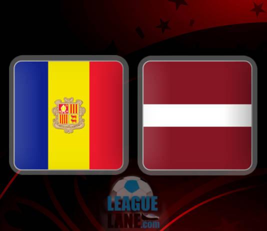 Андорра - Латвия 6 сентября 2016
