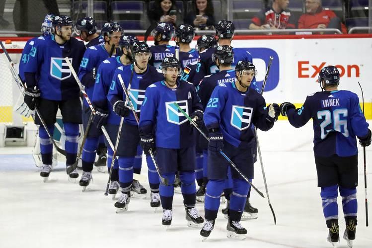 Сборная Европы хоккеисты