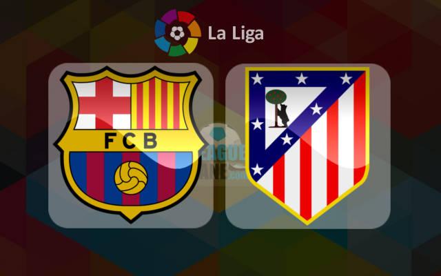 Матч Барселона - Атлетико Мадрид 21 сентября 2016 года