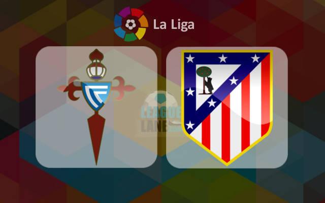 Сельта - Атлетико Мадрид 10 сентября 2016