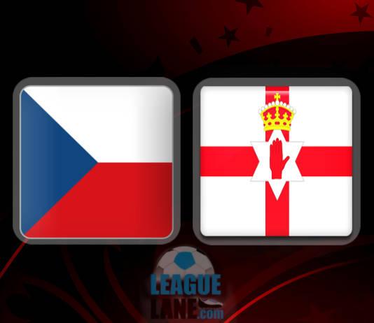 Чехия - Северная Ирландия 4 сентября 2016