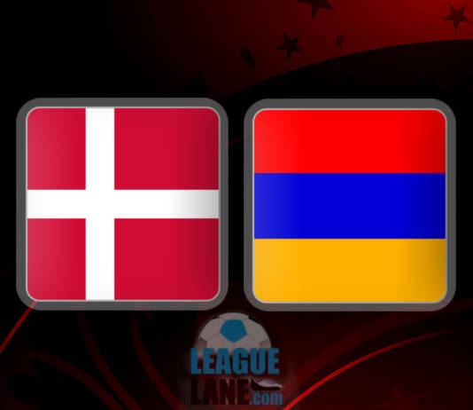 Дания - Армения 4 сентября