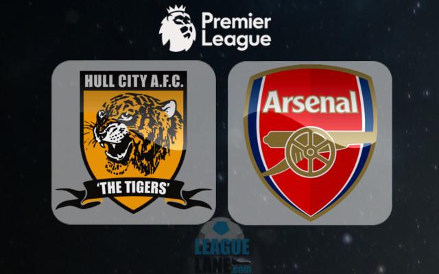 Халл Сити - Арсенал 17 сентября 2016