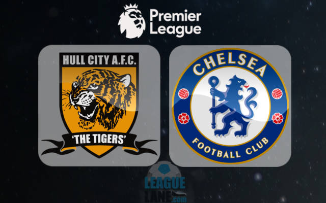 Халл - Челси 1 октября 2016 года