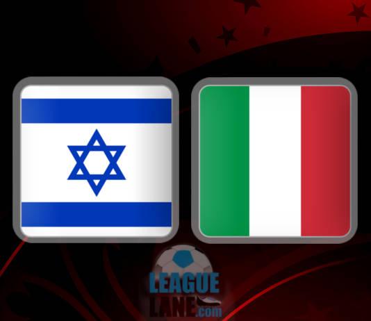 Израиль - Италия 5 сентября 2016