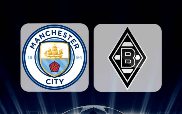 Манчестер Сити - Боруссия М 13 сентября 2016