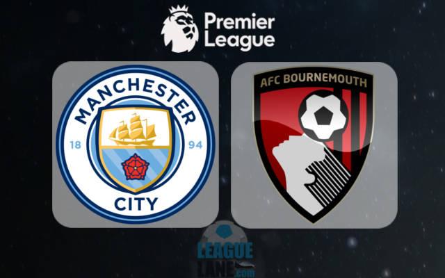 Манчестер Сити - Борнмут 17 сентября 2016 года