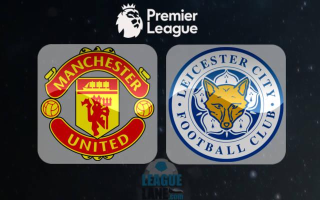 Манчестер Юнайтед - Лестер 24 сентября 2016 года