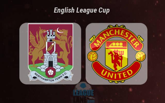 Нортхэмптон - Манчестер Юнайтед 21 сентября 2016