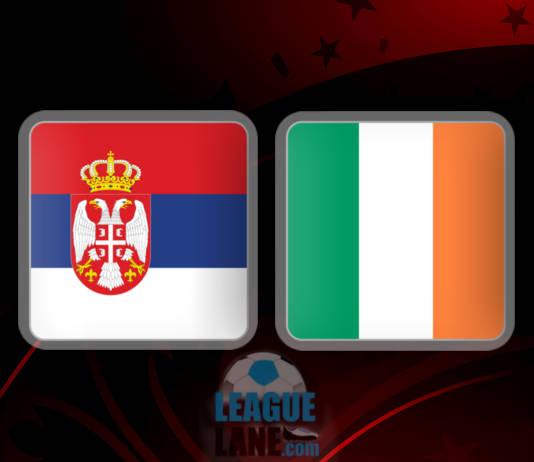 Сербия - Ирландия 5 сентября 2016