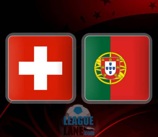 Швейцария - Португалия 6 сентября 2016