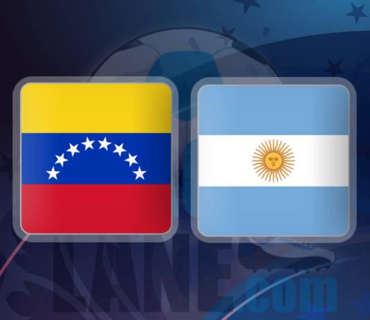 Венесуэла - Аргентина 7 сентября 2016