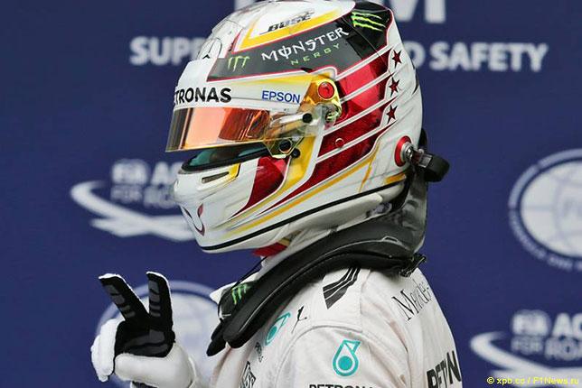 Формула 1. Гонка. Гран-при Малайзии