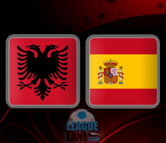 Албания - Испания 9 октября 2016 года