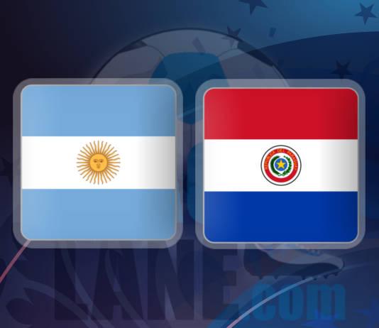 Аргентина - Парагвай 11 октября 2016 года