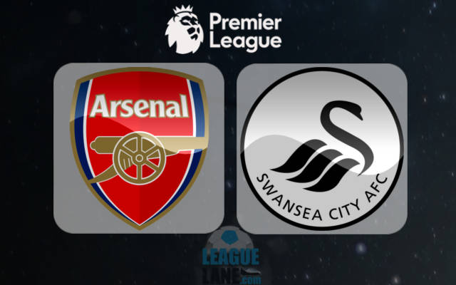 Арсенал Лондон - Суонси 15 октября 2016 года